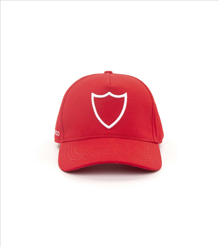 HTC- HTC LOGO BASEBALL CAP RED